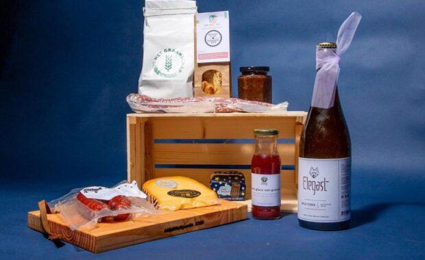 Kerstpakketten Gemeente Gooise Meren: lokaal en duurzaam